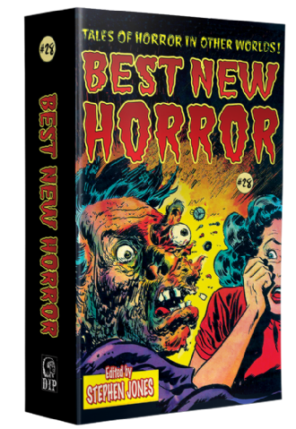 Best New Horror #28 [Trade Paperback] edited by Stephen Jones